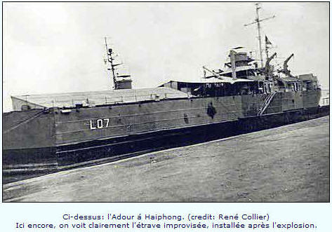 LANDING SHIP TANK (LST) CLASSE NEWPORT  - Page 2 Adour.12