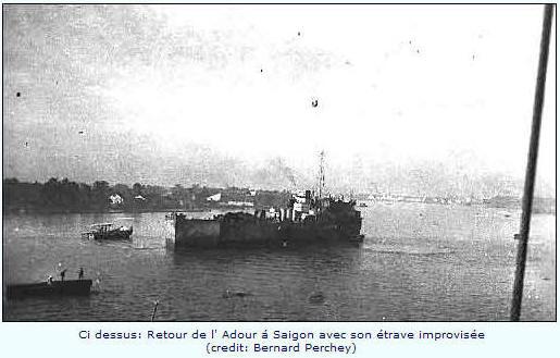 LANDING SHIP TANK (LST) CLASSE NEWPORT  - Page 2 Adour.13