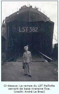 LANDING SHIP TANK (LST) CLASSE NEWPORT  - Page 2 Paillo63